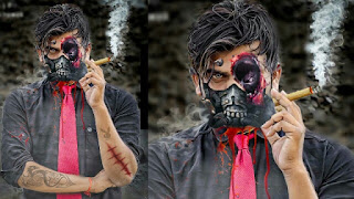 Latest Swappy Pawar Editing PicsArt|The Devil Swappy pawar PicsArt Editing |Swappy Pawar Background