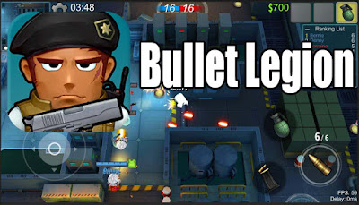 Bullet Legion Apk for Android