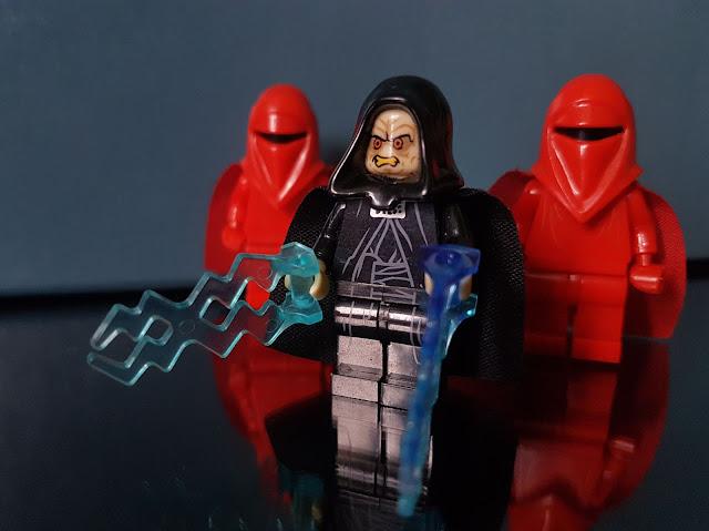 Emperor Palpatine Star Wars Clone Wars art