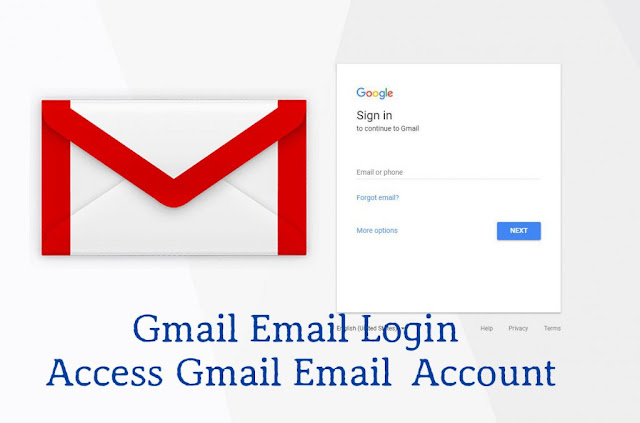 Gmail Email Login - Gmail Login Pgae