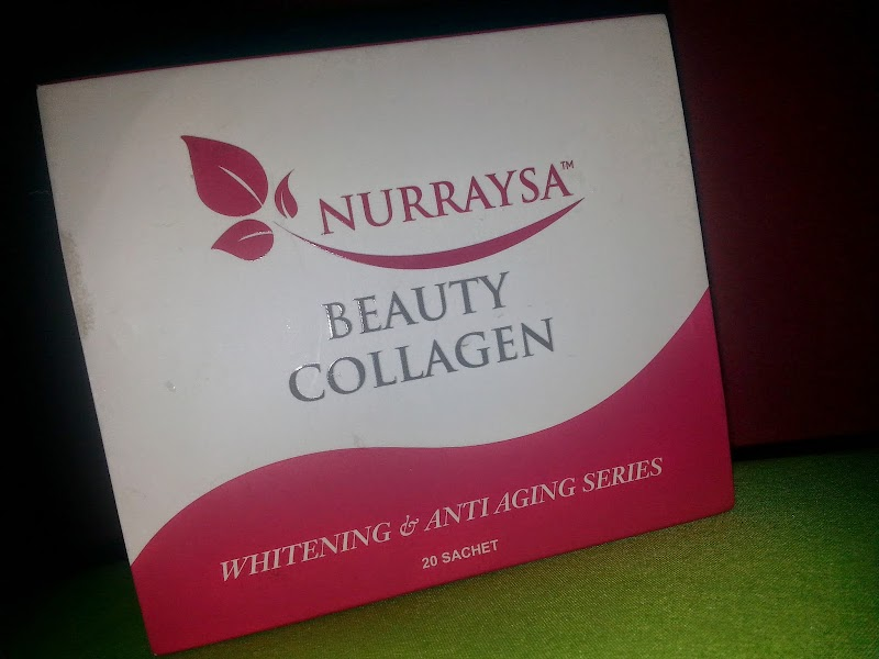 Nurraysa Beauty Collagen Whitening dan Anti Aging Series