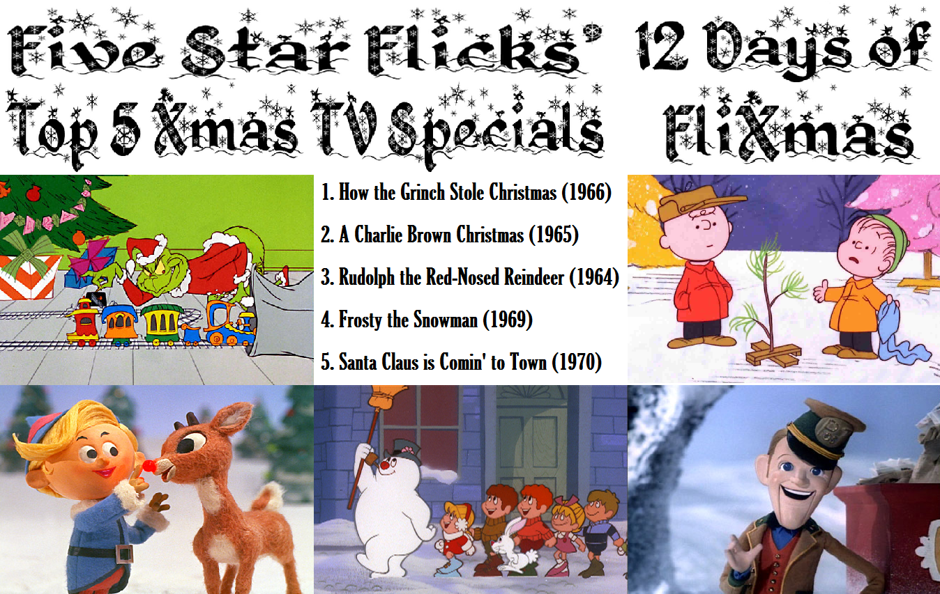 12 days of christmas tv specials