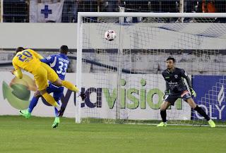 Οι φωτογραφίες από τη νίκη στο «ΠΑΠ»   Ταυτότητα αγώνα Ανόρθωση 0-1 ΑΠΟΕΛ