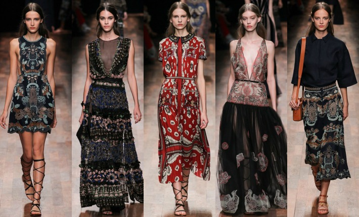 Valentino SS2015 RTW Collection
