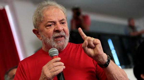 Líderes sociales prevén iniciar huelga de hambre en apoyo a Lula