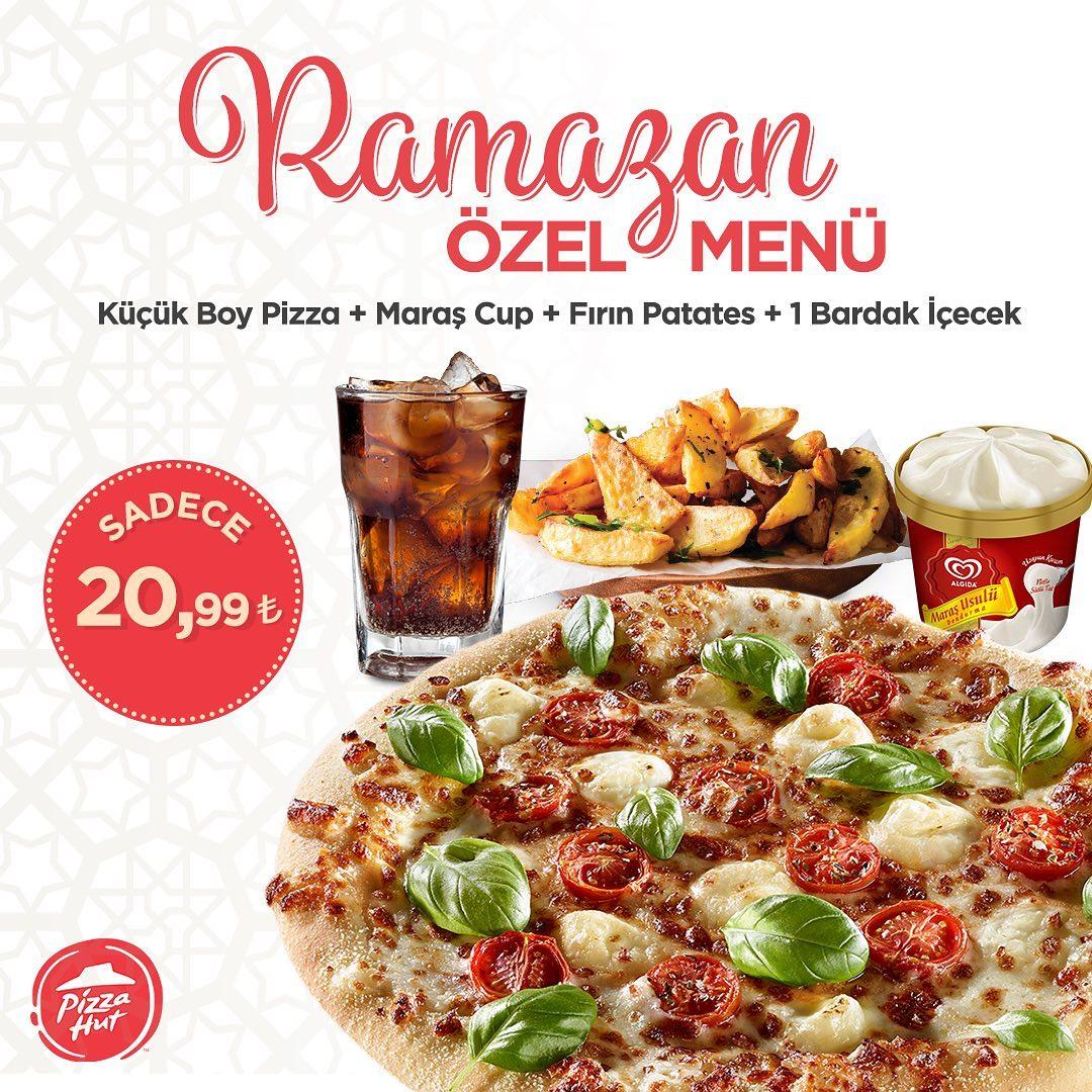 pizza hut kampanya pizza hut kampanyalı pizzalar pizza iftar menüsü pizza hut ramazan menüsü