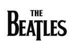 The Beatles drop-T logo