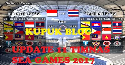 update pes 6 sea games 2017