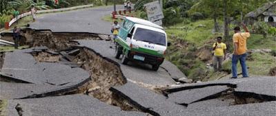 Terremotos y desastres naturales