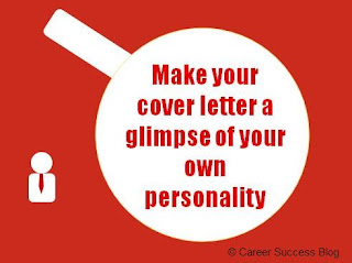 Career Success Blog: 10 Cover Letter Tips To Be Called For ...