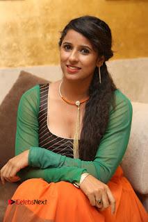 Actress Shravya Latest Pictures in Beautiful Salwar Kameez  0071.JPG