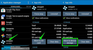 Move to SD Card on Android