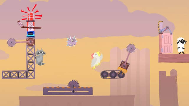 Ultimate Chicken Horse PC Full Español