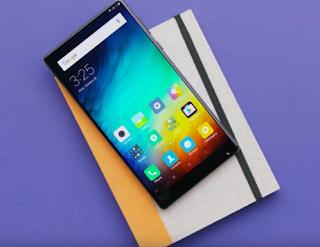 Xiaomi Mi Mix, salah satu produk keluaran cina dengan memilii kamera beakang 16 mp