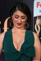 Raai Laxmi in Deep Neck Sleeveless Green Leg Split Gown at IIFA Utsavam Awards 2017  Day 2    HD Exclusive Pics 14.JPG