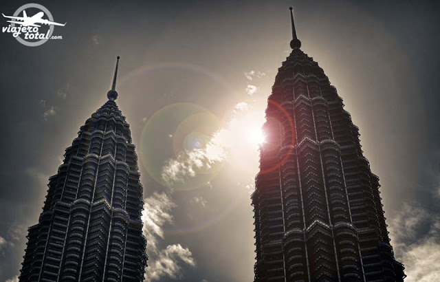 Kuala Lumpur - Malasia - Torres Petronas