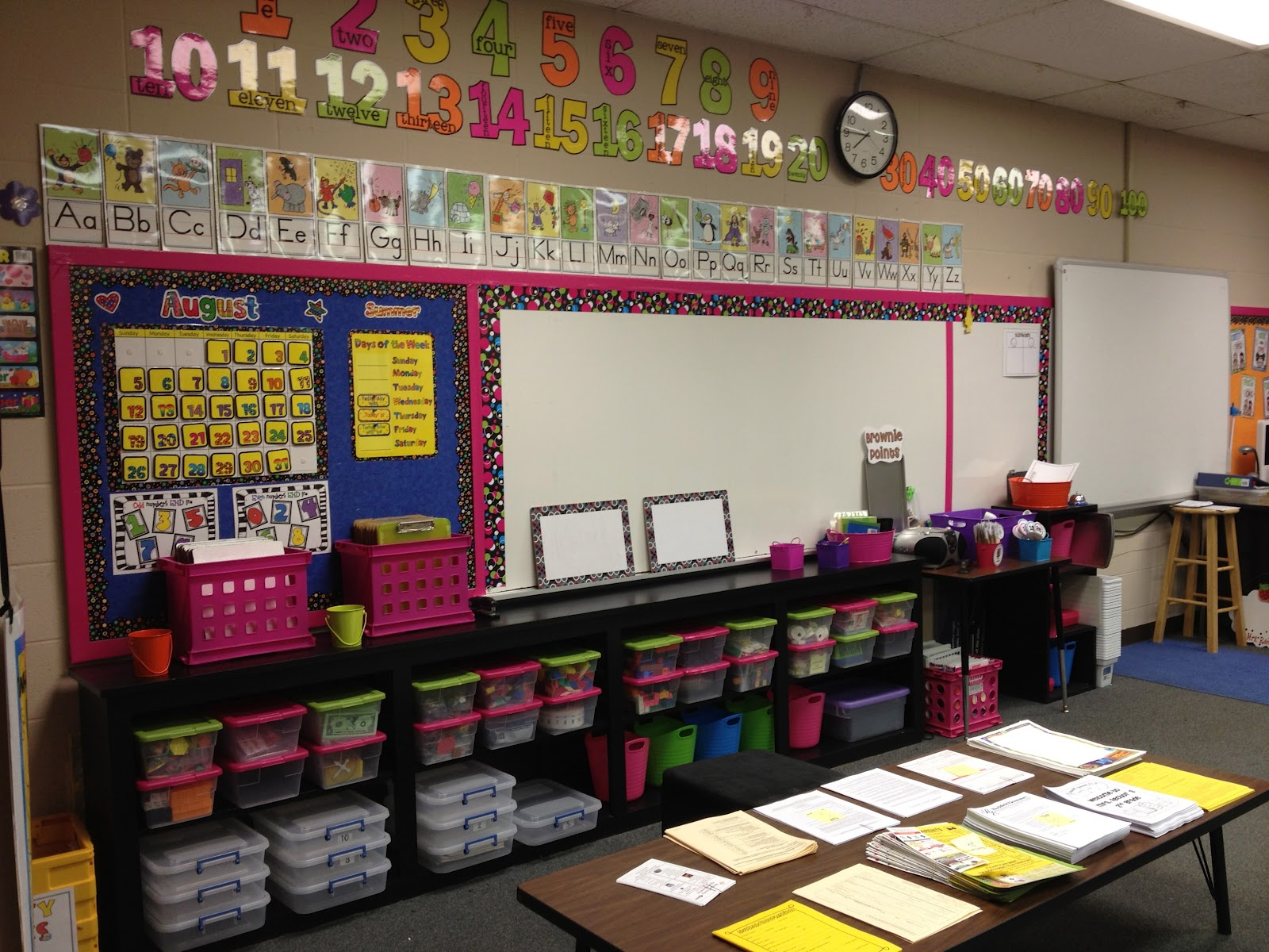 Classroom Ideas Grade 4 ~ Nd grade stuff take a tour of my classroom