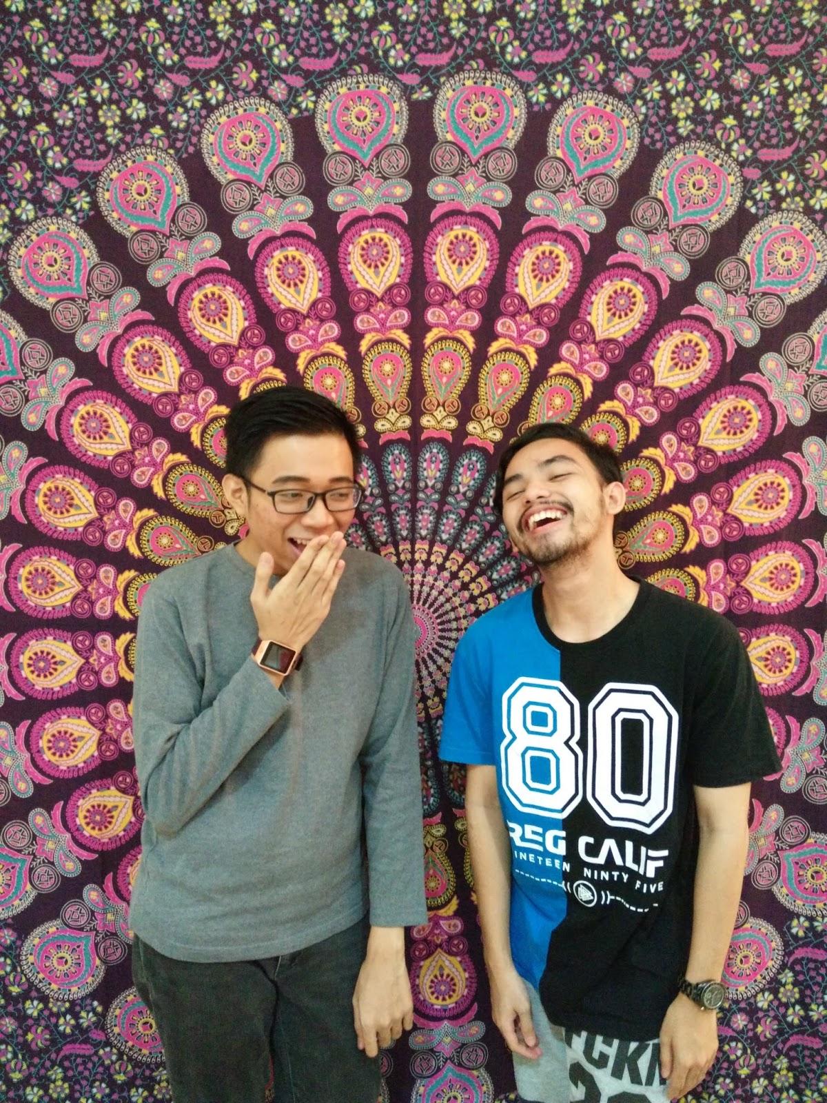 Spice of my life melantak di mak jemoh cafe house for Mural yang cantik