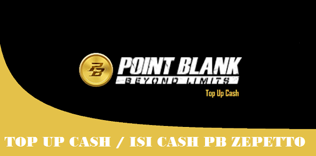 Cara Top Up (Isi Cash) Point Blank Zepetto Terbaru 2019