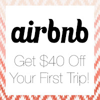 New Customers: Click the box to get $40 off your first stay!