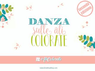 banner iniziativa danza sulle ali colorate #alicolorate