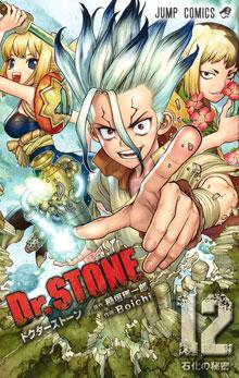Ver Descargar Dr. Stone Manga Tomo 12