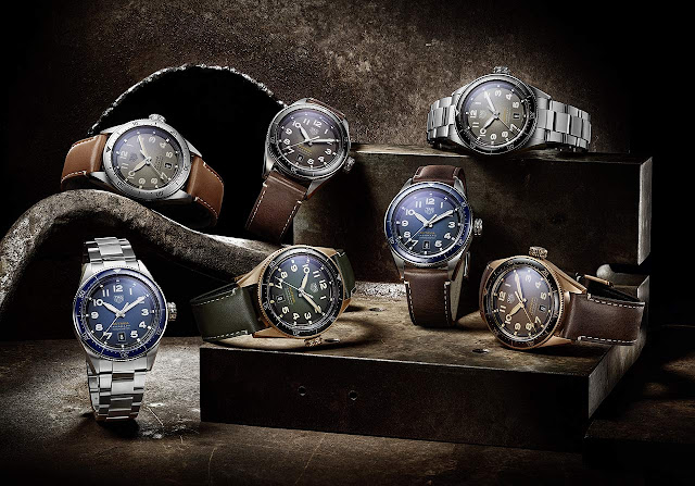 The 7 models of the new TAG Heuer Autavia Isograph