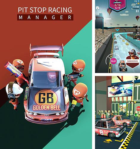 PIT STOP RACING MANAGER v1.4.7 Para Hileli