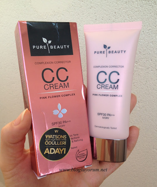pure beauty cc cream