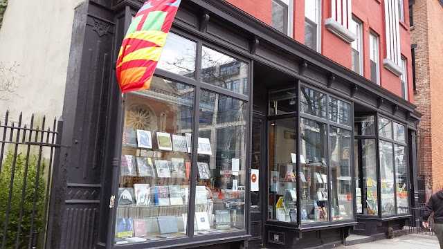192 Books - New York City Bookstore Tour