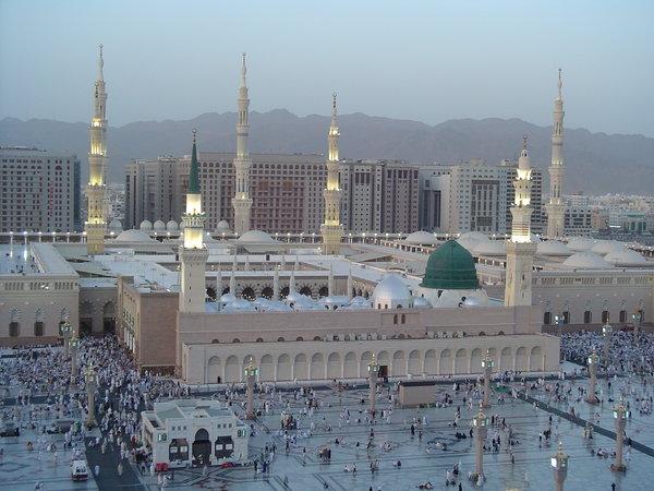 Al_Masjid_al_Na... Masjid Al Nabawi Hd