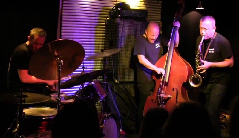 St  Louis Jazz Notes: March 2018