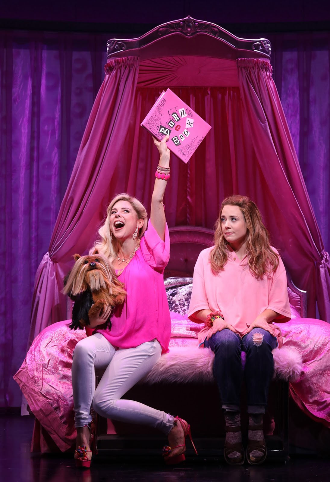 Reflections In The Light Broadway Theater Review Mean Girls Discover more posts about gretchen wieners. broadway theater review mean girls