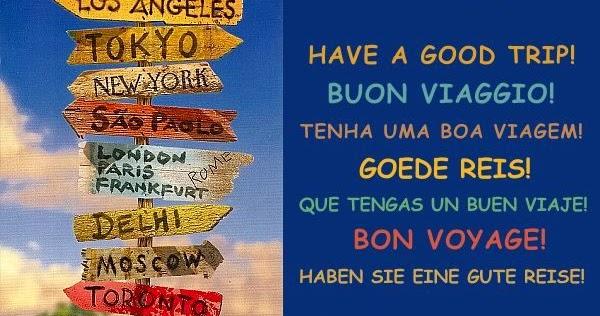 Populaire Aforismario®: Frasi per augurare Buon Viaggio! e Buone Vacanze! QH46