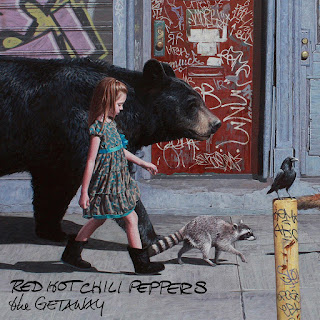 Red Hot Chili Peppers-The Getaway