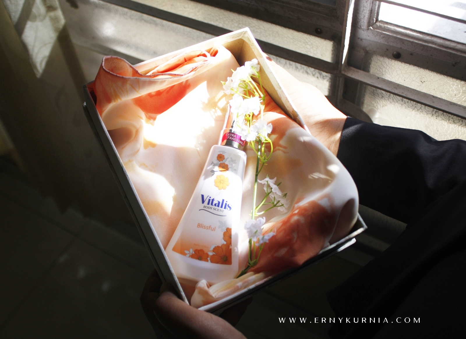 Vitalis Body Scent Blissful, Vitalis Parfume, Review Parfum Vitalis