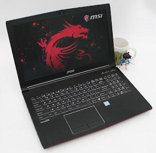 MSI Gaming Leopard GP62 6QF - Nvidia GTX 960
