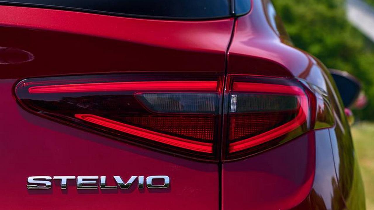 2019 Alfa Romeo Stelvio Second Model