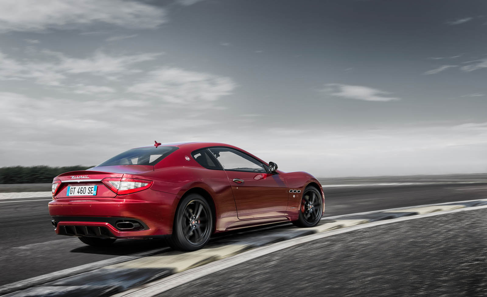 Maserati Reminds Us The GranTurismo Is Still Around With This Special Edition