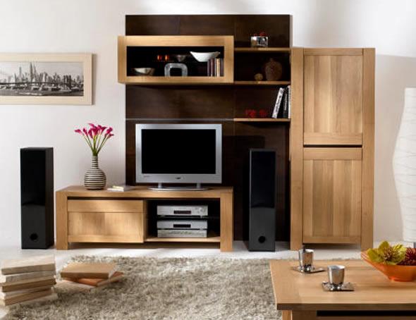 Modern Lcd Tv Wooden Furniture Designs An Interior Design