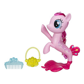 My Little Pony Glitter & Style Seapony Pinkie Pie Brushable Pony