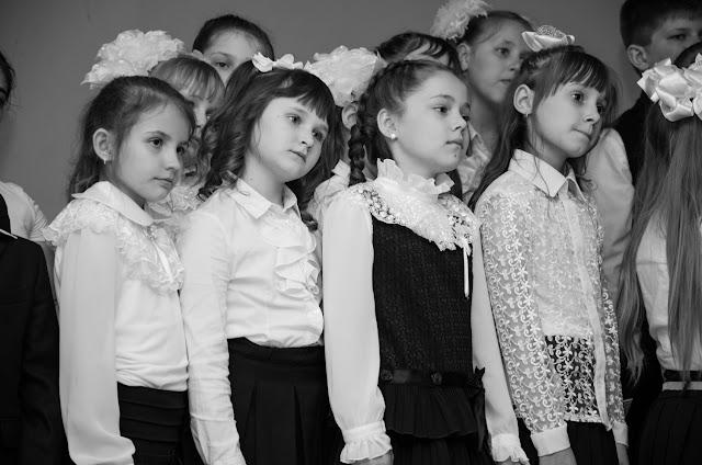 фотография с детсткого концерта