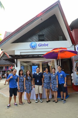 The Globe Store in Boracay