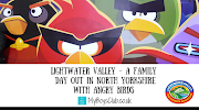 Lightwater Valley - A Family Day Out in North Yorkshire with Angry Birds (REVIEW)