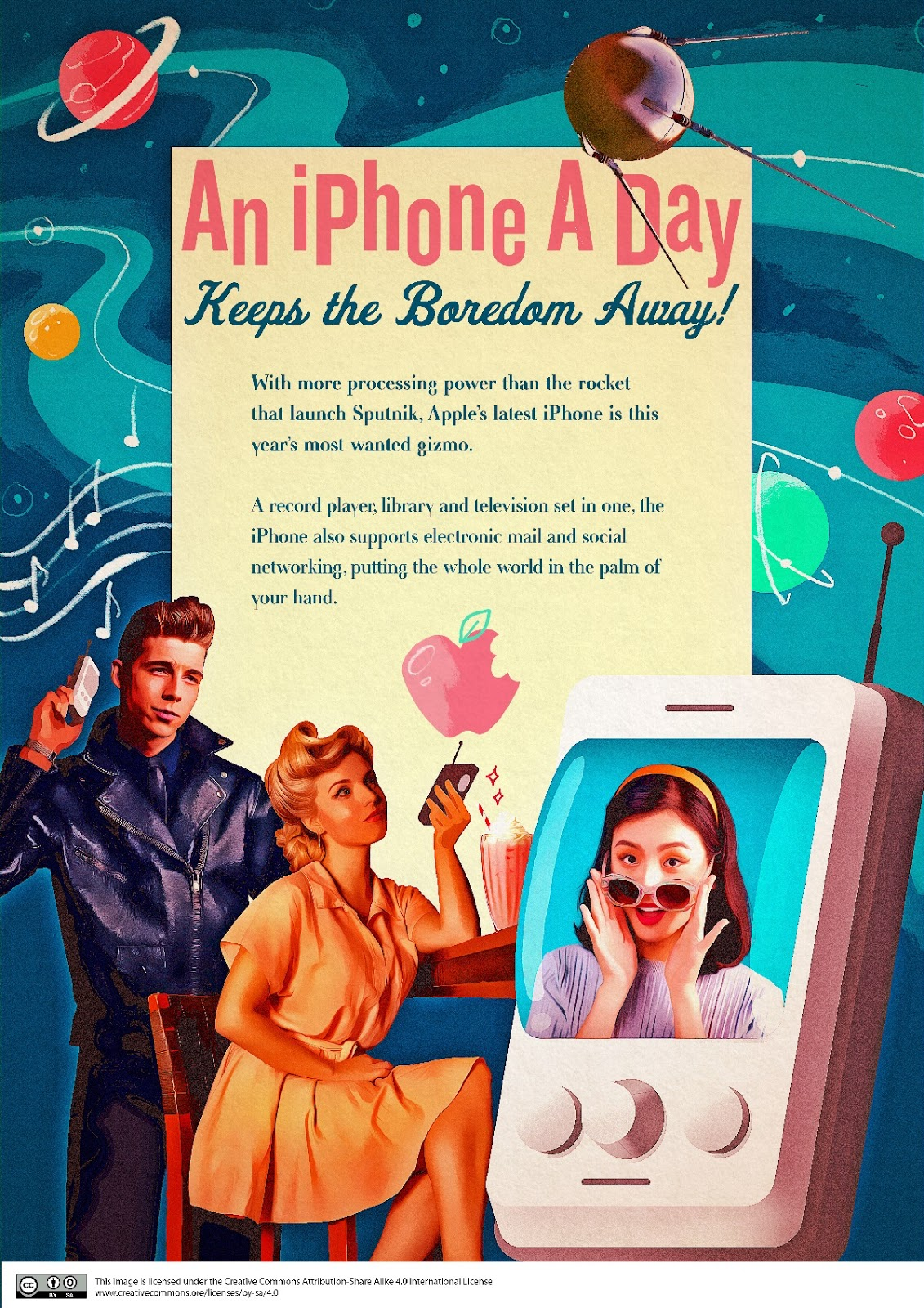 iPhone: Tech Ads Reimagined