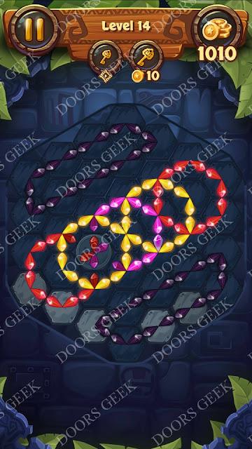 Gems & Magic [Indigo] Level 14 Solution, Walkthrough, Cheats