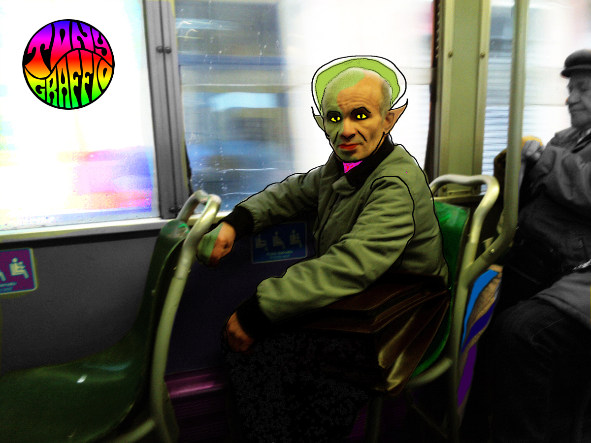 Extraterrestri a Milano