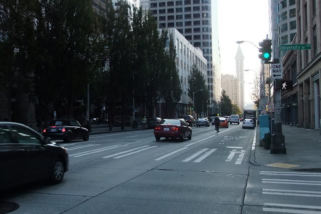 seattle-city シアトルの街