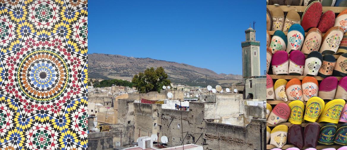 voyage bordeaux fes maroc
