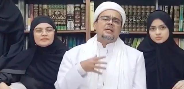 """Setelah Ahok, PDIP Persilakan Habib Rizieq Bergabung, """"Ini Soal Kebangsaan"""""""